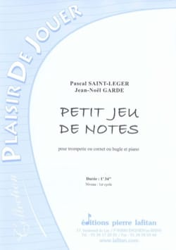 Petit Jeu de Notes - laflutedepan.com