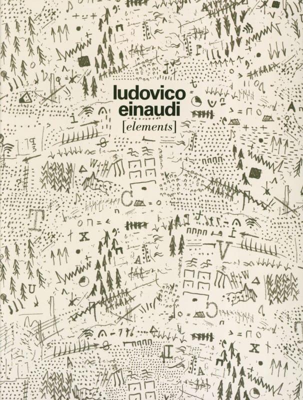 Ludovico Einaudi - Elements - Partition - di-arezzo.co.uk