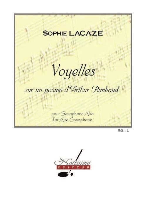 Voyelles sur un poème d'Arthur Rimbaud - laflutedepan.com