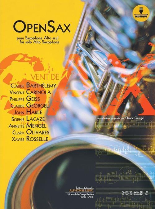 - OpenSax - Volume 1 - Partition - di-arezzo.co.uk