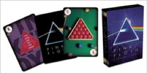 Jeu Musical - PINK FLOYD Card Game - DARK SIDE OF THE MOON - Accessoire - di-arezzo.com