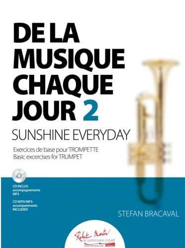 De La Musique Chaque Jour - Volume 2 - laflutedepan.com