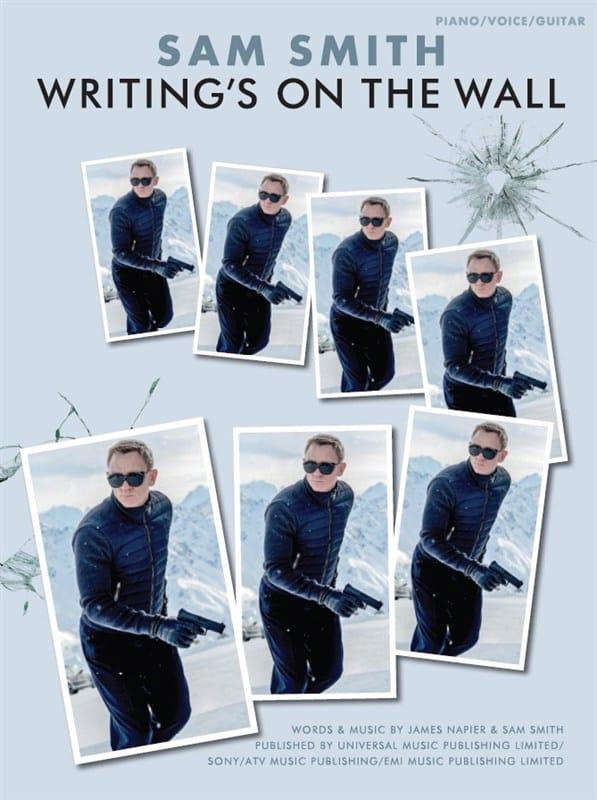 Writing's On The Wall - James Bond: Spectre Thème - laflutedepan.com