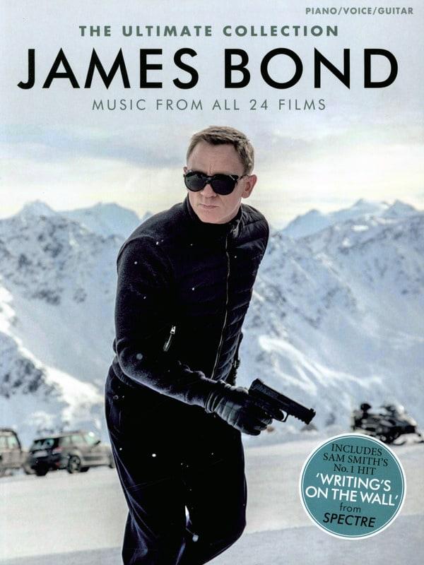 James Bond - The Ultimate Collection - laflutedepan.com