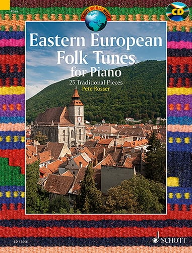 Traditionnel - Eastern European Folk Tunes for Piano - Partition - di-arezzo.fr