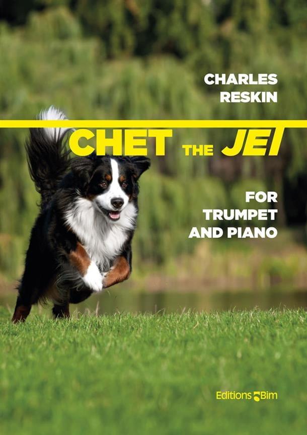 Chet The Jet - Charles Reskin - Partition - laflutedepan.com