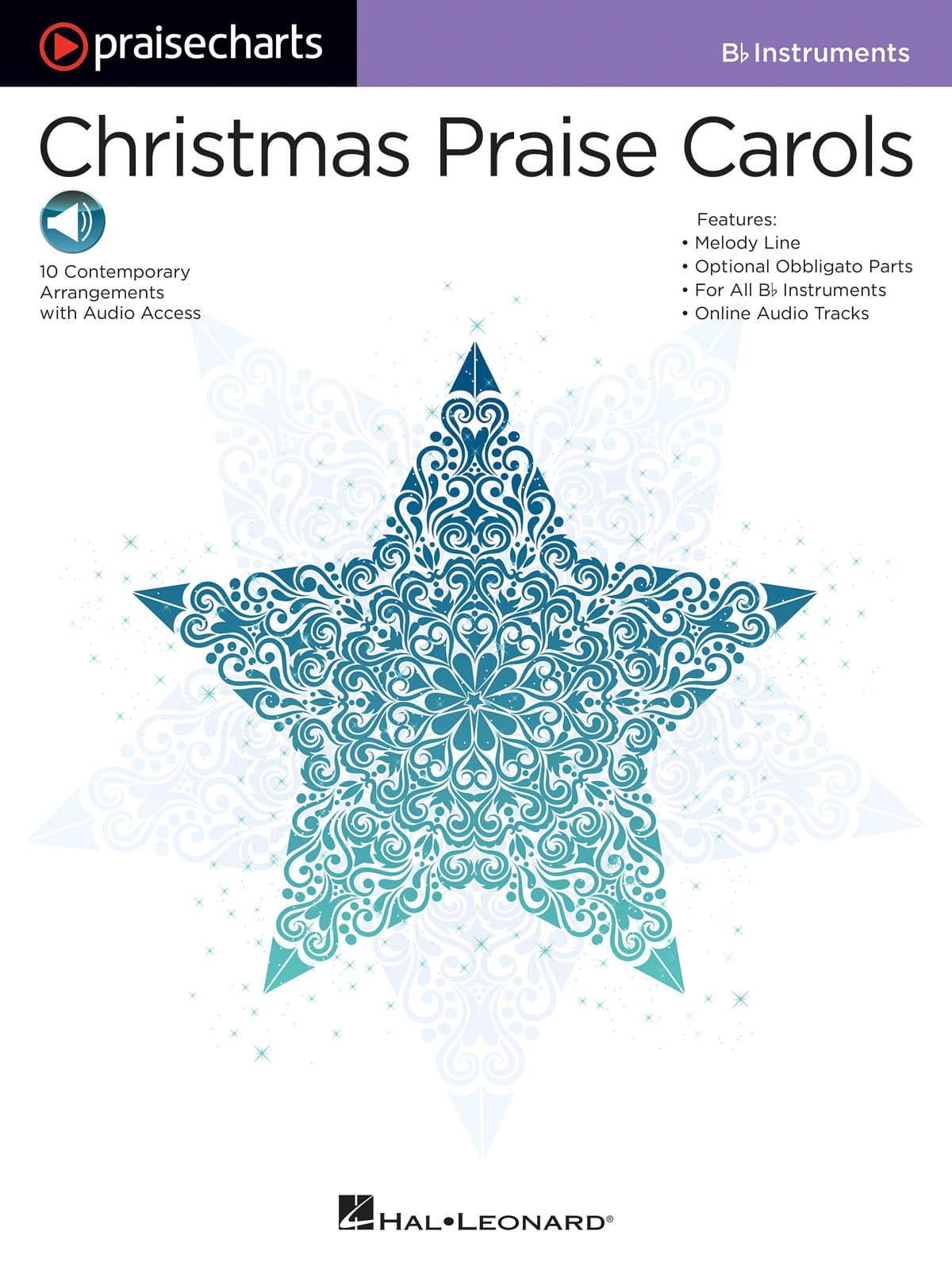 Noël - PraiseCharts - Christmas Praise Carols - Partition - di-arezzo.com