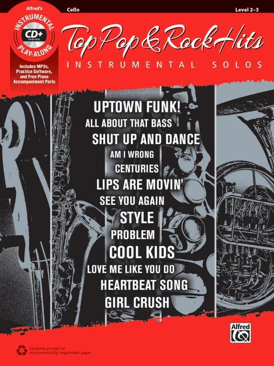 Top Pop & Rock Hits Instrumental Solos for Strings - laflutedepan.com