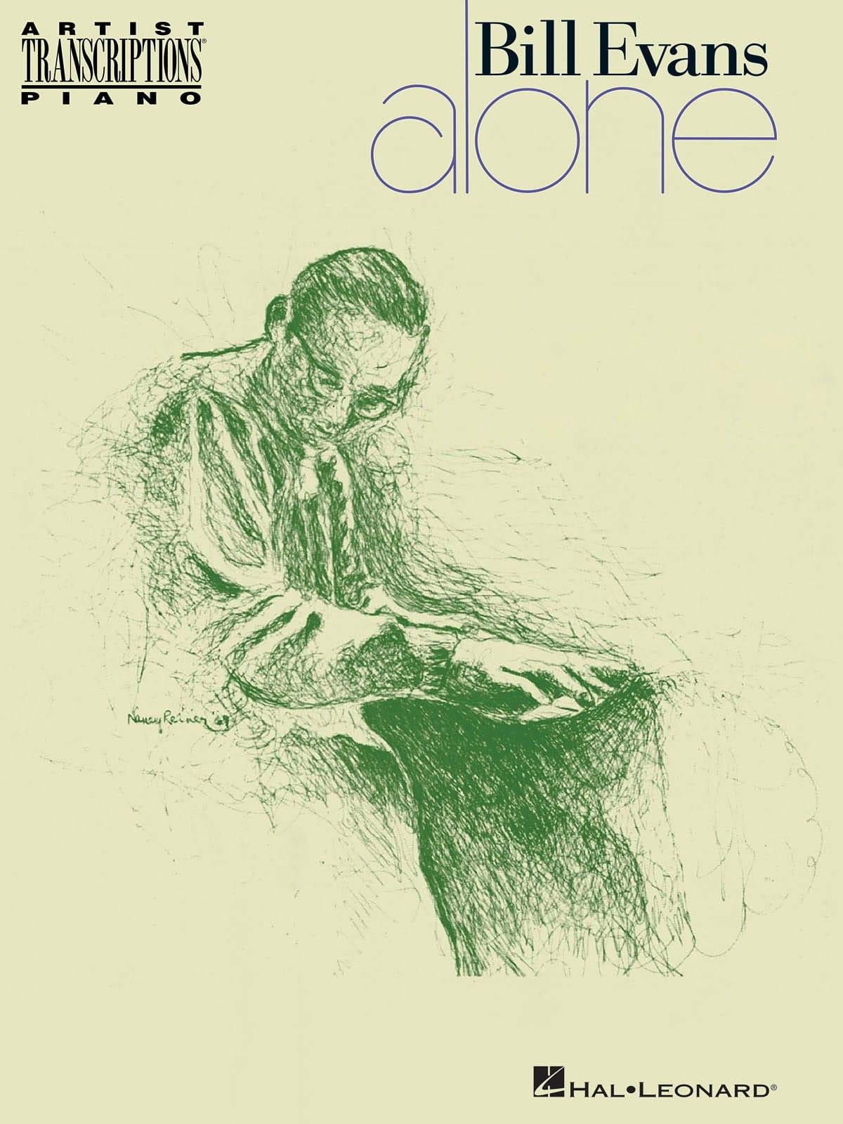 Bill Evans - Alone - Partition - di-arezzo.com