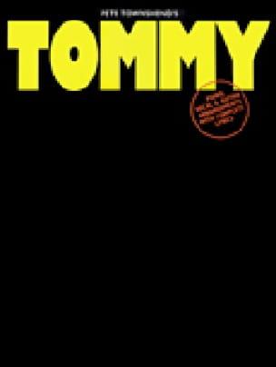 Tommy - The Who - Partition - Pop / Rock - laflutedepan.com