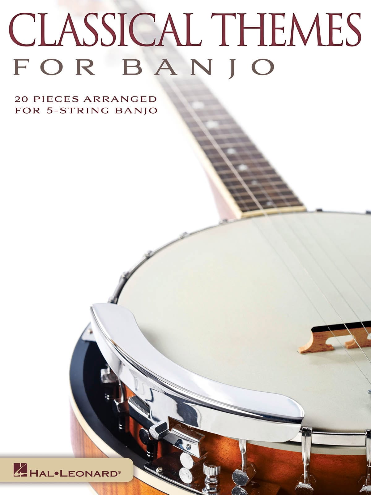 Classical Themes for Banjo - Partition - laflutedepan.com
