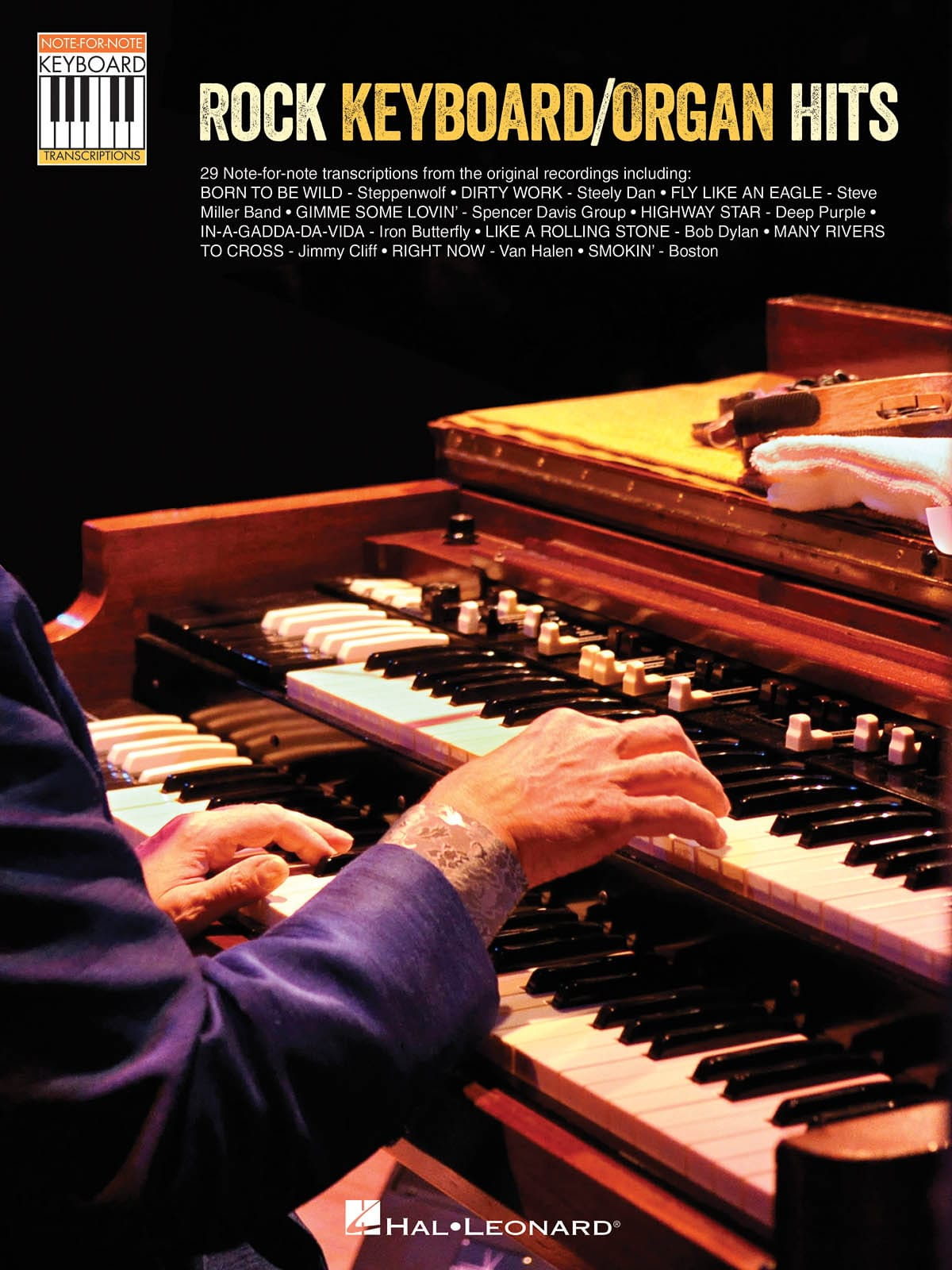 - Rock Keyboard / Organ Hits - Partition - di-arezzo.co.uk