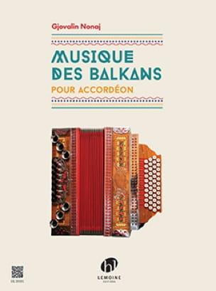 Musique des Balkans - Gjovalin Nonaj - Partition - laflutedepan.com