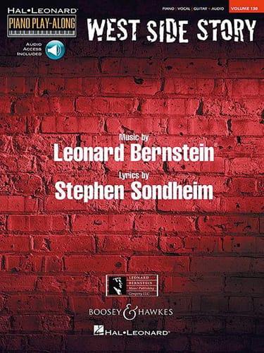 Piano Play-Along Volume 130 West Side Story - laflutedepan.com