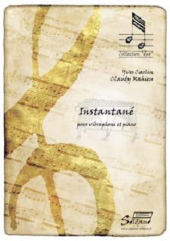 Instantané - Yves Carlin & Claudy Mahieu - laflutedepan.com