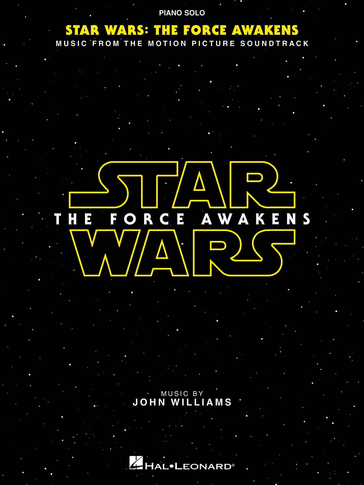 John Williams - Star Wars: Episode VII - The Force Awakens - Partition - di-arezzo.co.uk