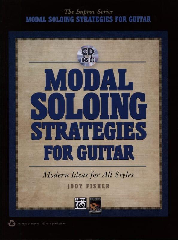 Jody Fisher - Estrategias de Solodación Modal para Guitarra - Partition - di-arezzo.es
