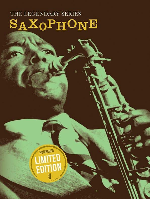 The Legendary Series - Saxophone - Partition - laflutedepan.com