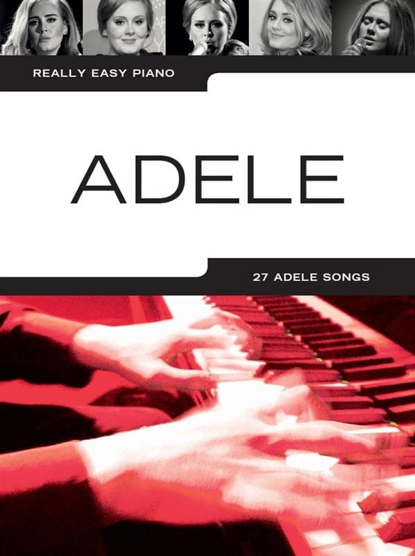 Adele - Piano davvero facile - Adele - Partition - di-arezzo.it
