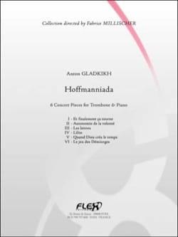 Hoffmanniada - 6 Concert Pieces - Anton Gladkikh - laflutedepan.com