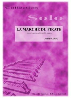 La Marche du Pirate - Julien Pondé - Partition - laflutedepan.com