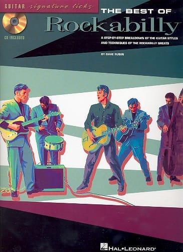 The Best of Rockabilly - Partition - Pop / Rock - laflutedepan.com