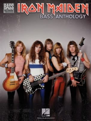 Iron Maiden Bass Anthology - Iron Maiden - laflutedepan.com