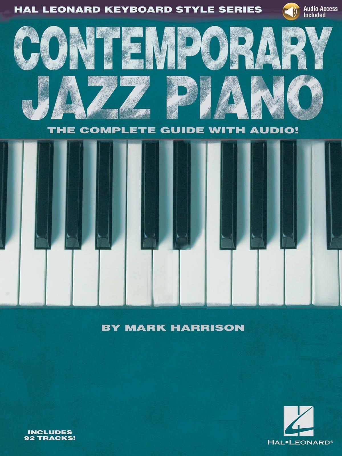 Contemporary Jazz Piano - Mark Harrison - laflutedepan.com