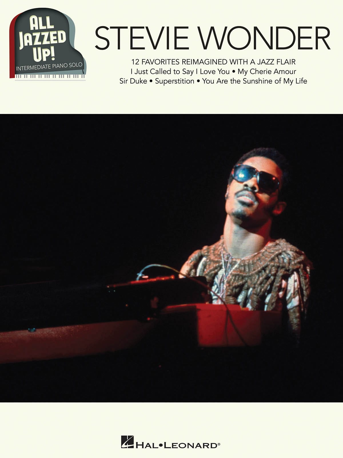 Stevie Wonder - Stevie Wonder - All Jazzed Up! - Partition - di-arezzo.com