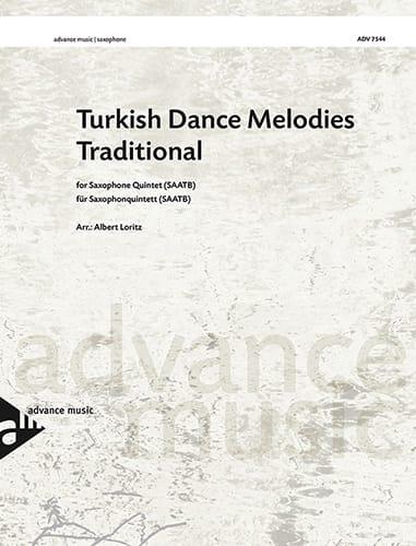 Turkish Dance Melodies - Traditionnel - Partition - laflutedepan.com
