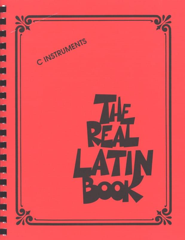 The Real Latin Book - C Instruments - Partition - laflutedepan.com