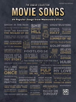 The Guitar Collection - Movie Songs - Partition - laflutedepan.com