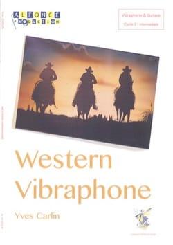 Yves Carlin - Western Vibraphone - Partition - di-arezzo.co.uk