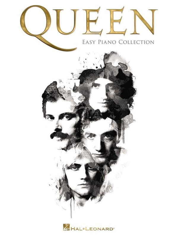 Queen - Easy Piano Collection - Partition - di-arezzo.fr