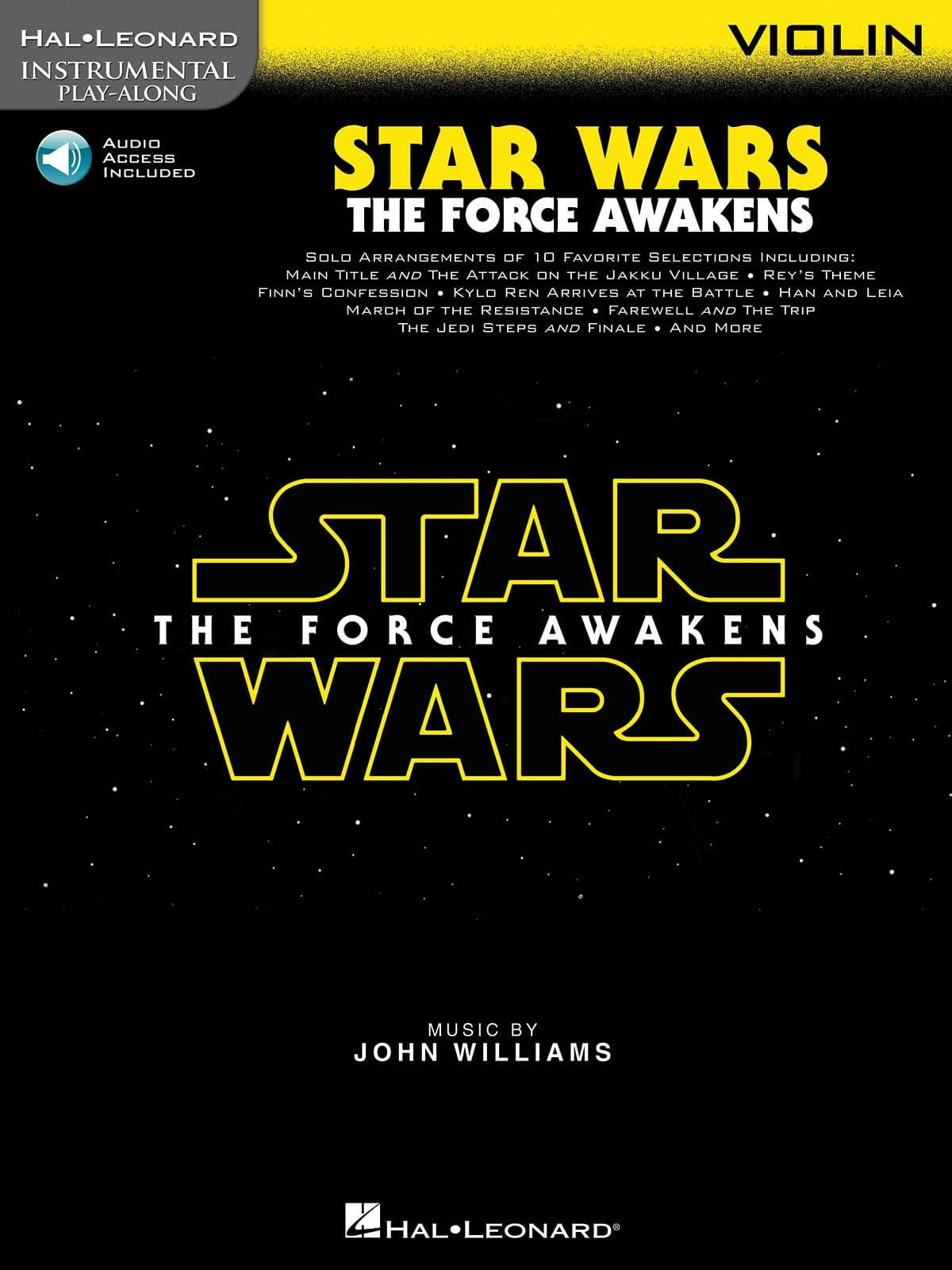 John Williams - Star Wars The Force Awakens - Partition - di-arezzo.it
