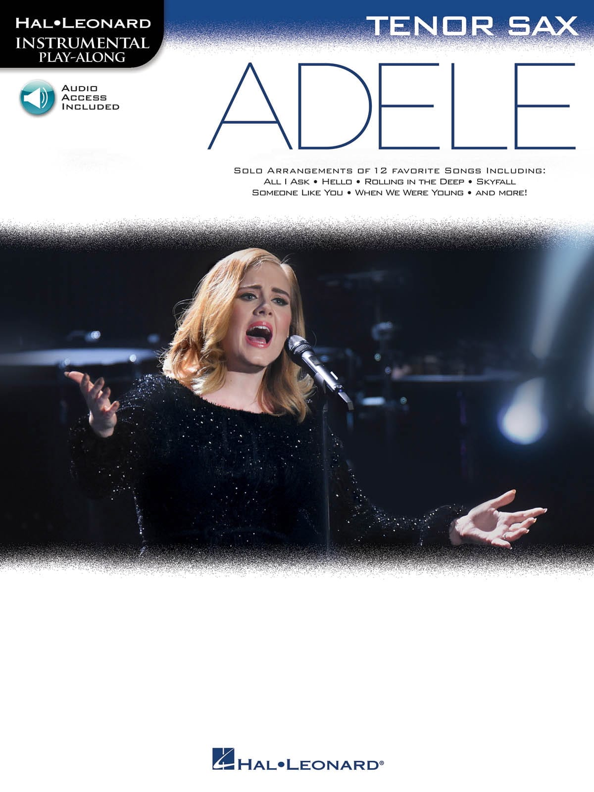 Adele - Adele, for Tenor Sax - Partition - di-arezzo.com
