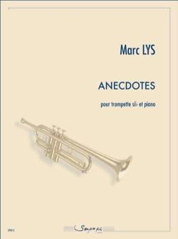 Marc Lys - Trivia - Partition - di-arezzo.co.uk