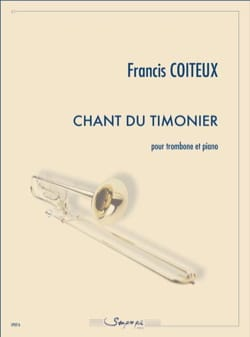 Chant du timonier - Francis Coiteux - Partition - laflutedepan.com