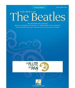The Best Of The Beatles - BEATLES - Partition - laflutedepan com