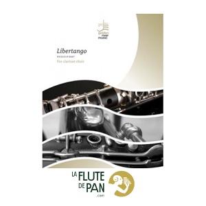 Libertango - Ensemble de Clarinettes - laflutedepan com