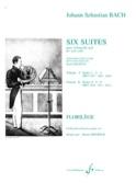 Six Suites Cello Volume 2 BACH Partition Cor - laflutedepan.com