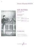 Six Suites (Cello) Volume 1 BACH Partition Cor - laflutedepan.com