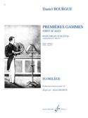 Premieres Gammes Daniel Bourgue Partition Cor - laflutedepan.com