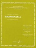 Trombonaria Jean Brouquières Partition Trombone - laflutedepan.com
