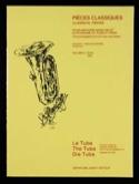 Pièces Classiques Volume 3 Partition Tuba - laflutedepan.com