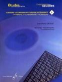 3-18 Etudes progressives - Etudes contemporaines claviers 3 - laflutedepan.com