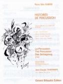Histoires de Percussion Volume 1 - Bransle laflutedepan.com