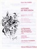 Histoires de Percussion Volume 2 - Valse Boîteuse laflutedepan.com