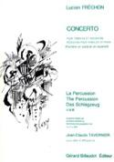 Concerto Pour Timbales Lucien Fréchon Partition laflutedepan.com