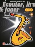 Ecouter Lire et Jouer - Méthode de Saxophone Alto - Edition complète laflutedepan.com